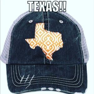 Accessories - NWT Texas hat!